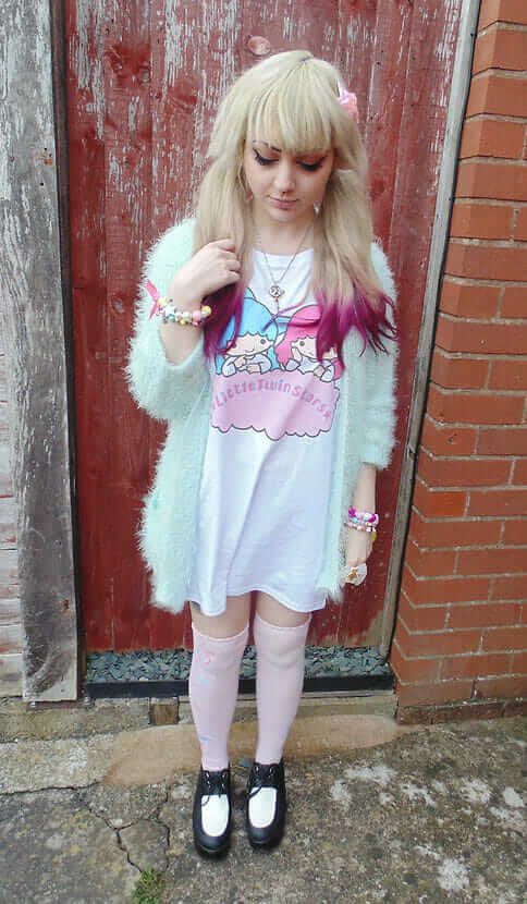 16 Fashion Tips On How To Dress As Fairy Kei Page 17 Of