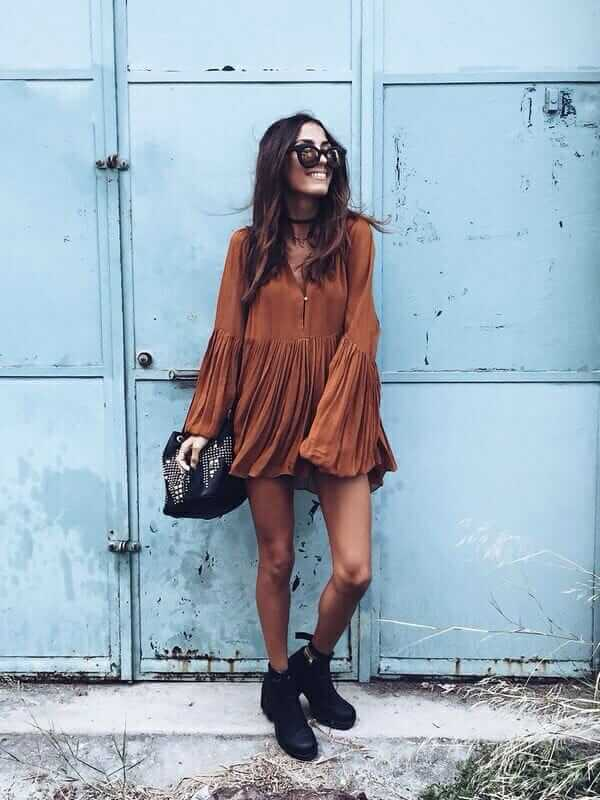 22 Beautiful Boho Chic Outfits To Try Page 7 Of 22