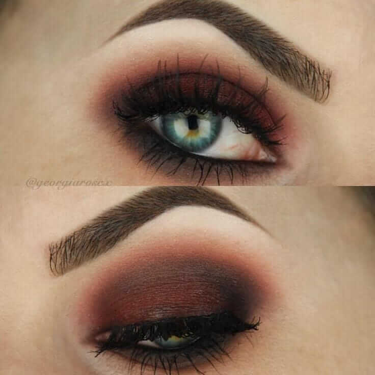 35 Great Grunge Make Up Ideas Page 9 Of 9 Ninja Cosmico
