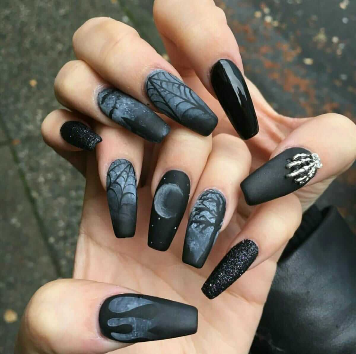 30 Gorgeous Nails Ideas you have to try - Ninja Cosmico
