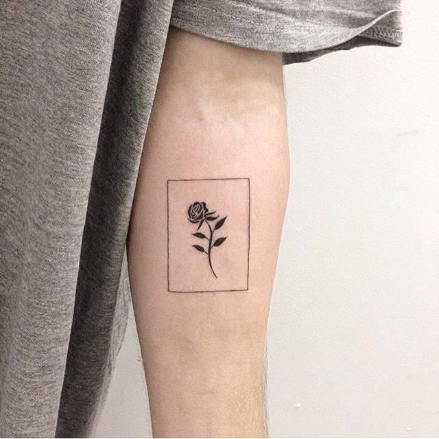 36 Minimalist Tattoos Ideas You Must See Ninja Cosmico