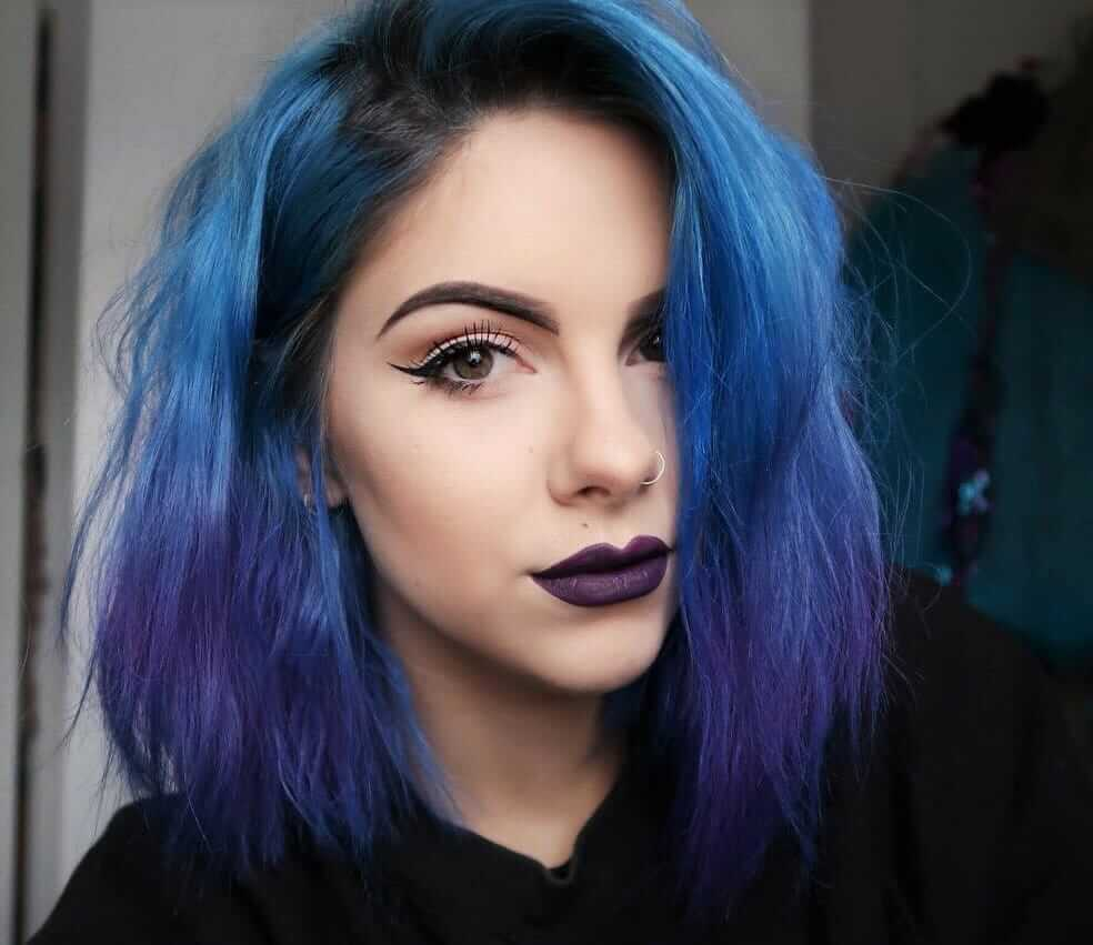 21 blue hair ideas that youll love page 3 of 21 ninja