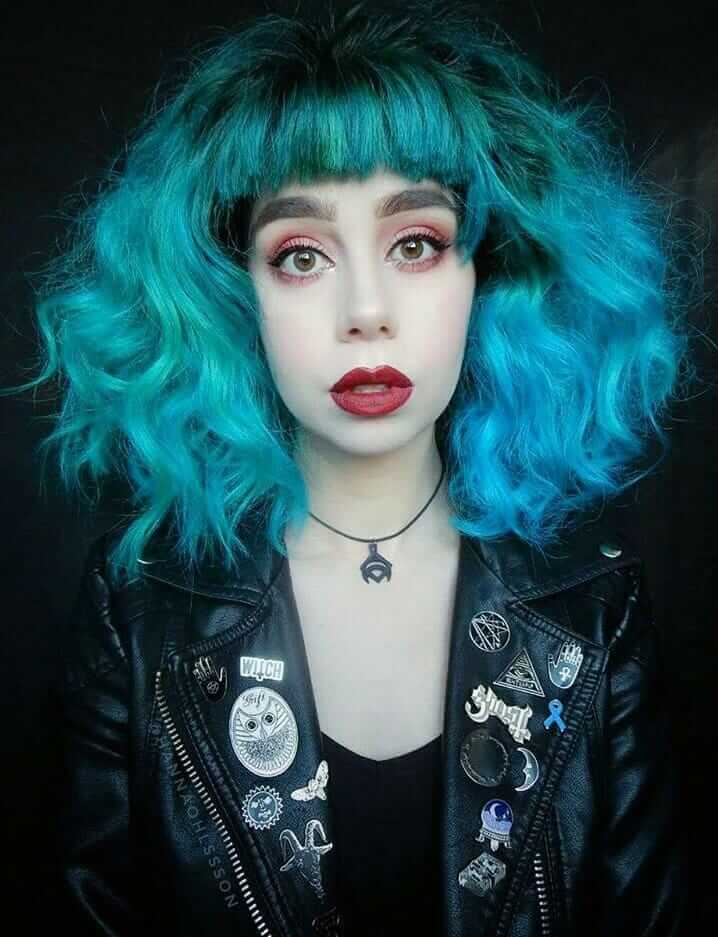 Items similar to KINO-Ramona Flowers Inspired Wig-100% ECW ...