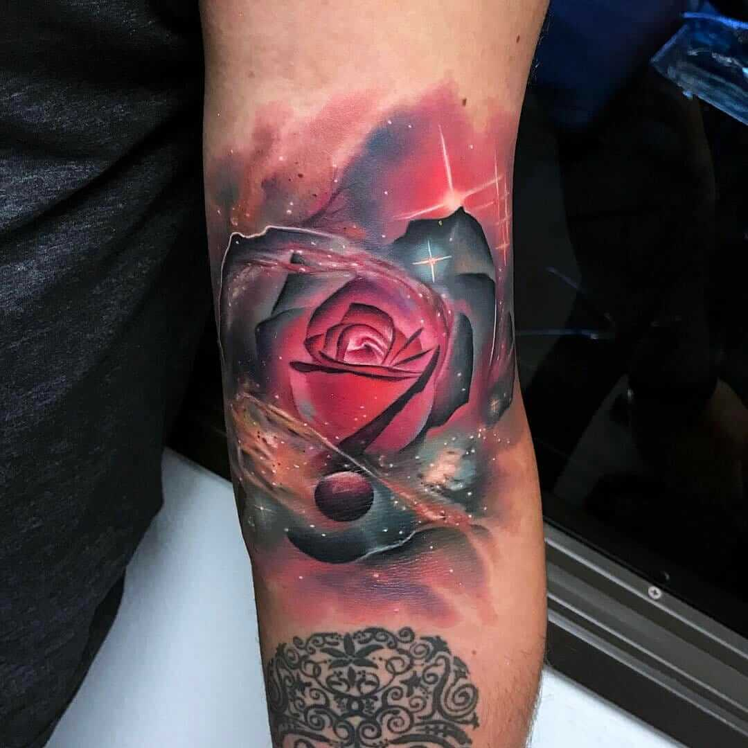 27 Inspiring Rose Tattoos Designs Page 22 Of 27 Ninja