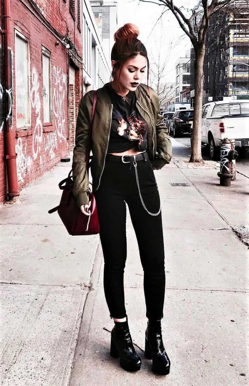 23 cool dark grunge outfit ideas  ninja cosmico