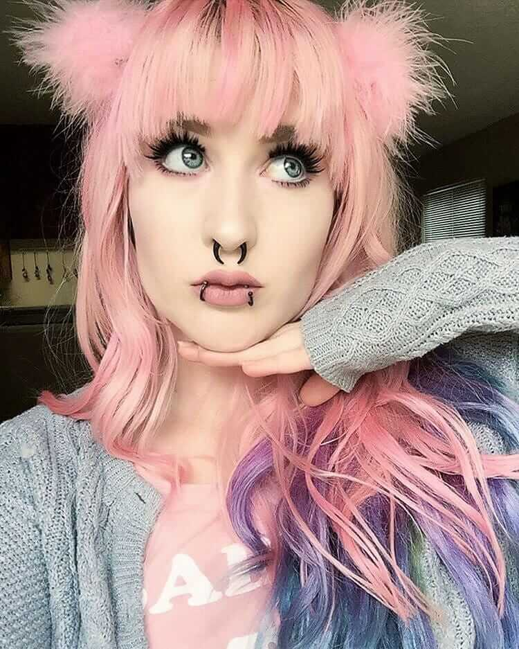 28 Pink Hair Ideas You Need To See Page 9 Of 28 Ninja
