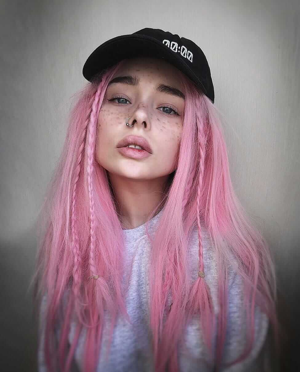 28 Pink Hair Ideas You Need To See Page 22 Of 28 Ninja
