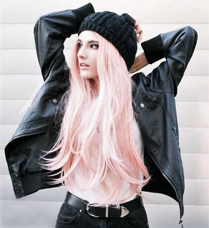 46c0c7b9f1569 28 Pink Hair ideas you need to see - Page 28 of 28 - Ninja Cosmico