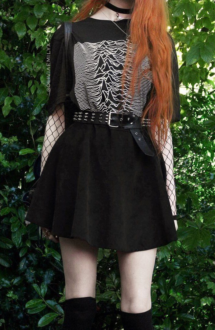 Dark grunge style outfit by oliviaemilyx