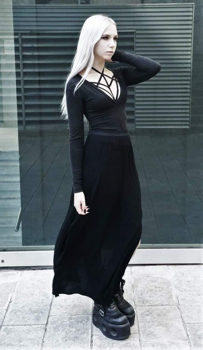 Wicca outfit by nugoth