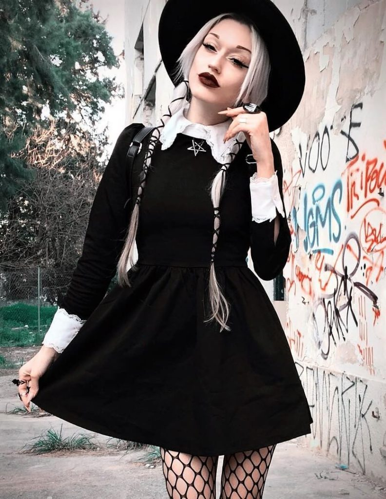 37bbd27b4056 33 Alternative Looks for this Halloween