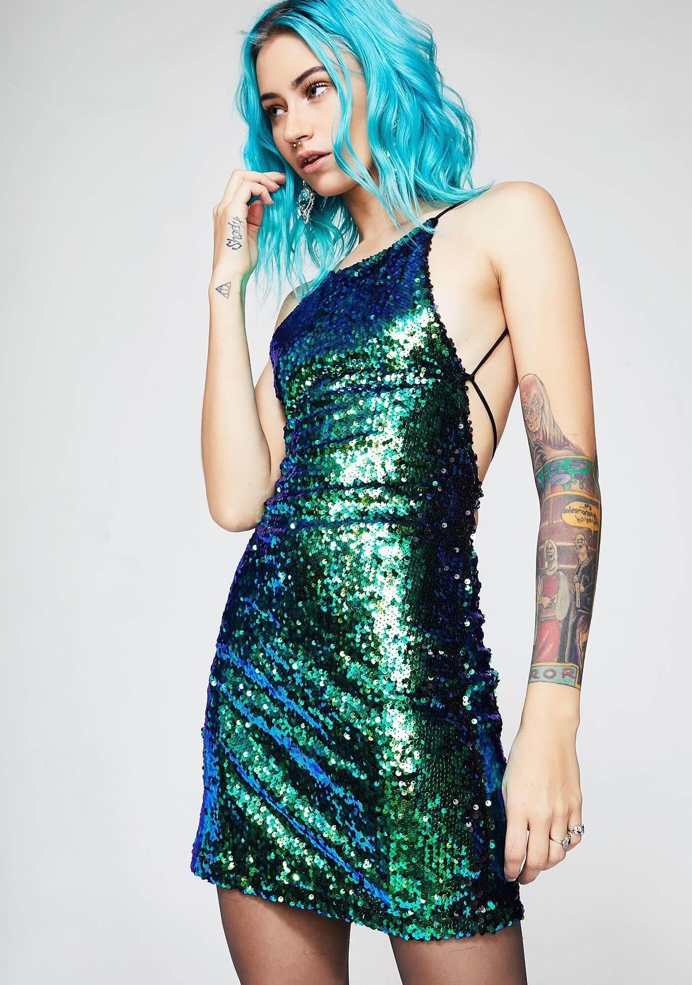 Ocean Hedi Dress