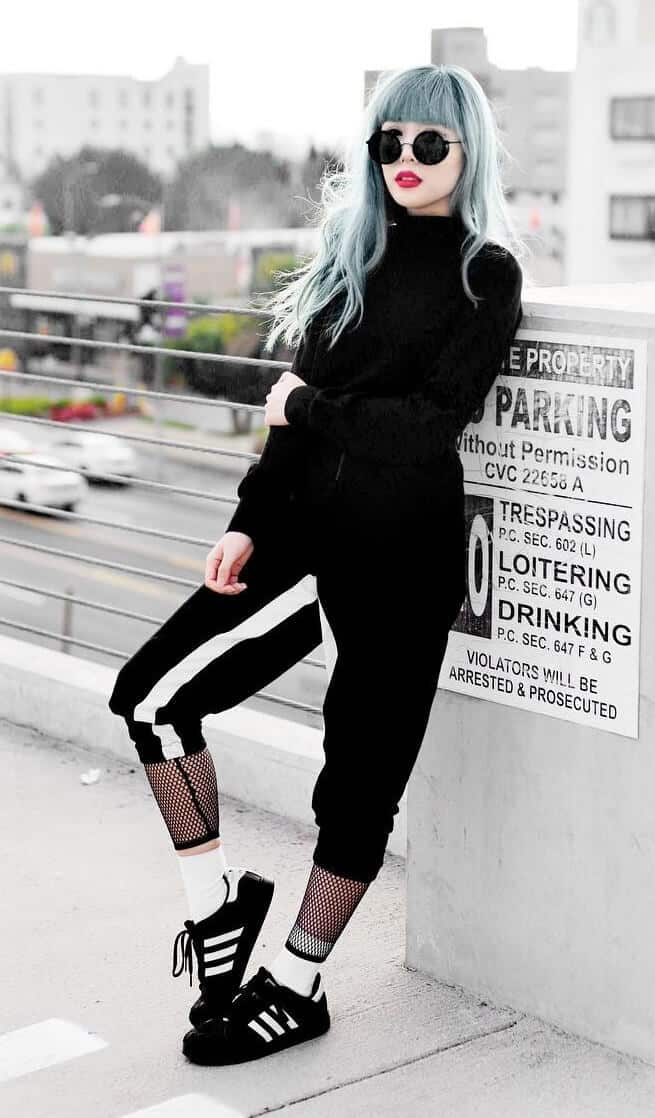 148e46faa5a70 36 Black Outfits Ideas Worth Checking Out - Page 23 of 36 - Ninja ...
