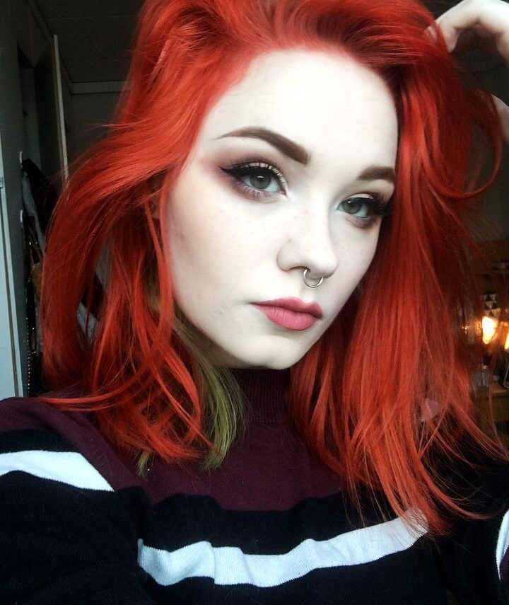 30 More Edgy Hair Color Ideas Worth Trying Page 2 Of 30 Ninja