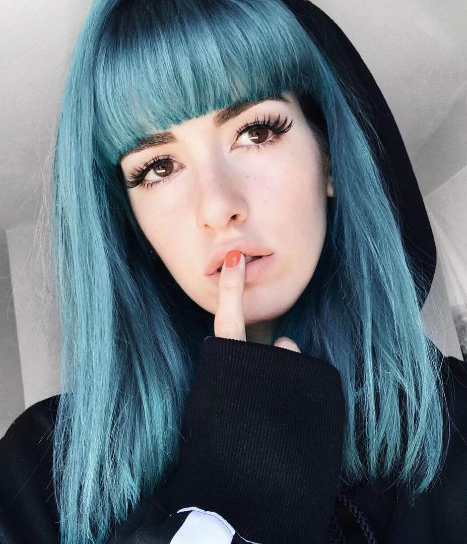 30 More Edgy Hair Color Ideas Worth Trying Ninja Cosmico