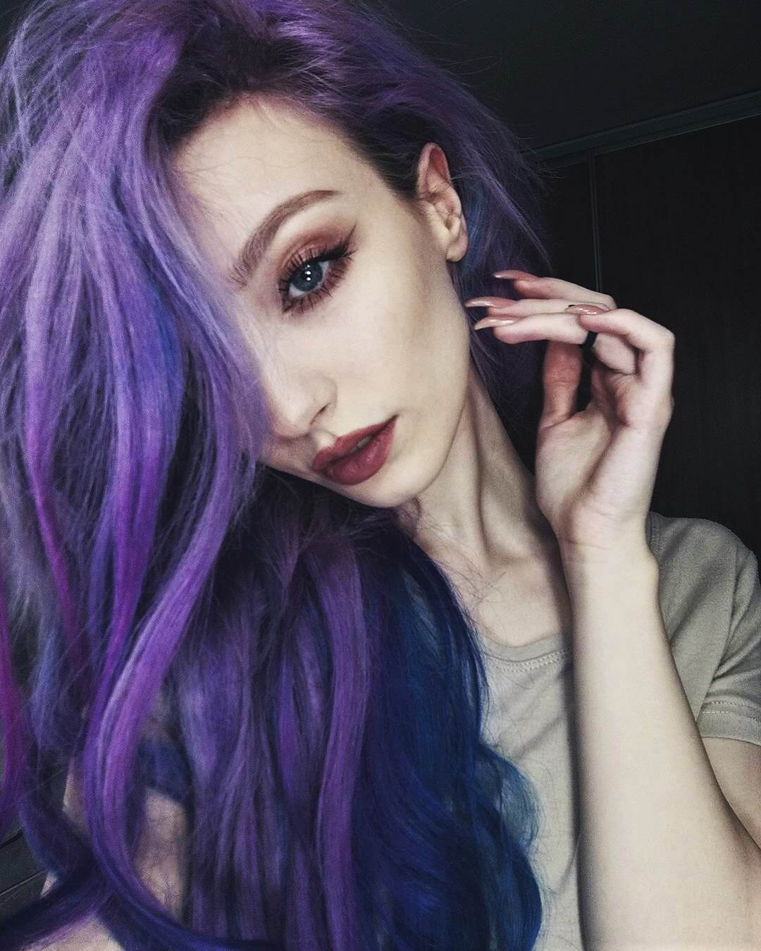 30 More Edgy Hair Color Ideas Worth Trying Page 4 Of 30 Ninja