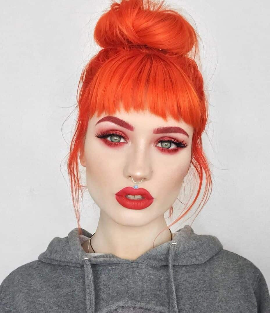 35 Edgy Hair Color Ideas To Try Right Now Page 23 Of 35 Ninja