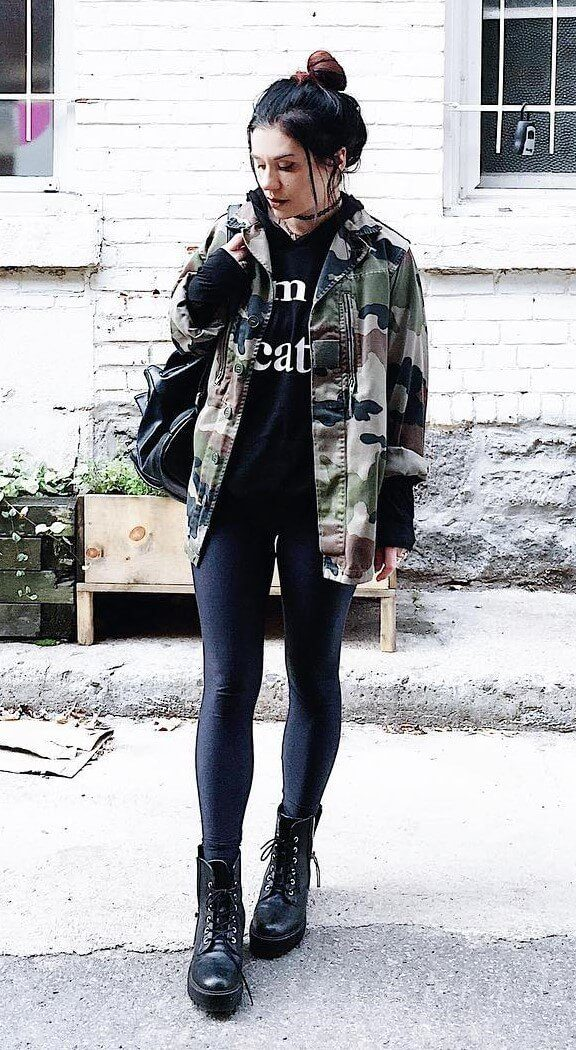 14 Camouflage Fashion Ideas To Check Out Page 9 Of 14
