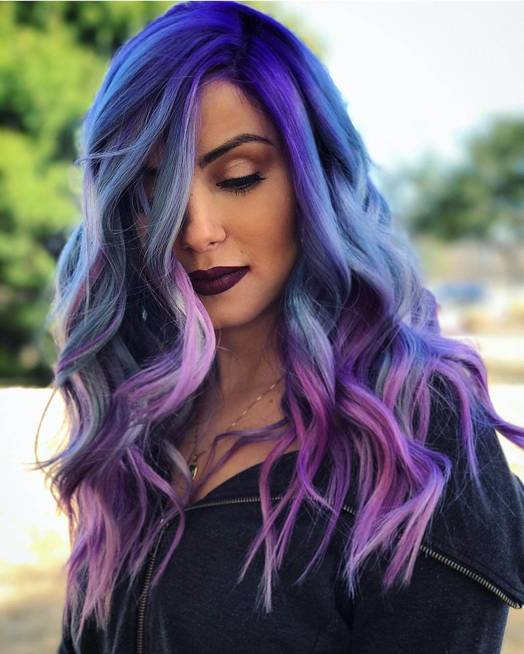 32 Cute Dyed Haircuts To Try Right Now Page 19 Of 32