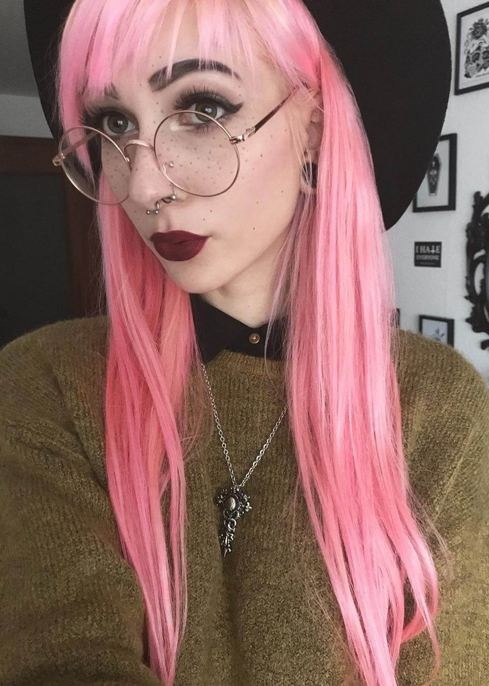 30 More Edgy Hair Color Ideas Worth Trying Page 10 Of 30 Ninja