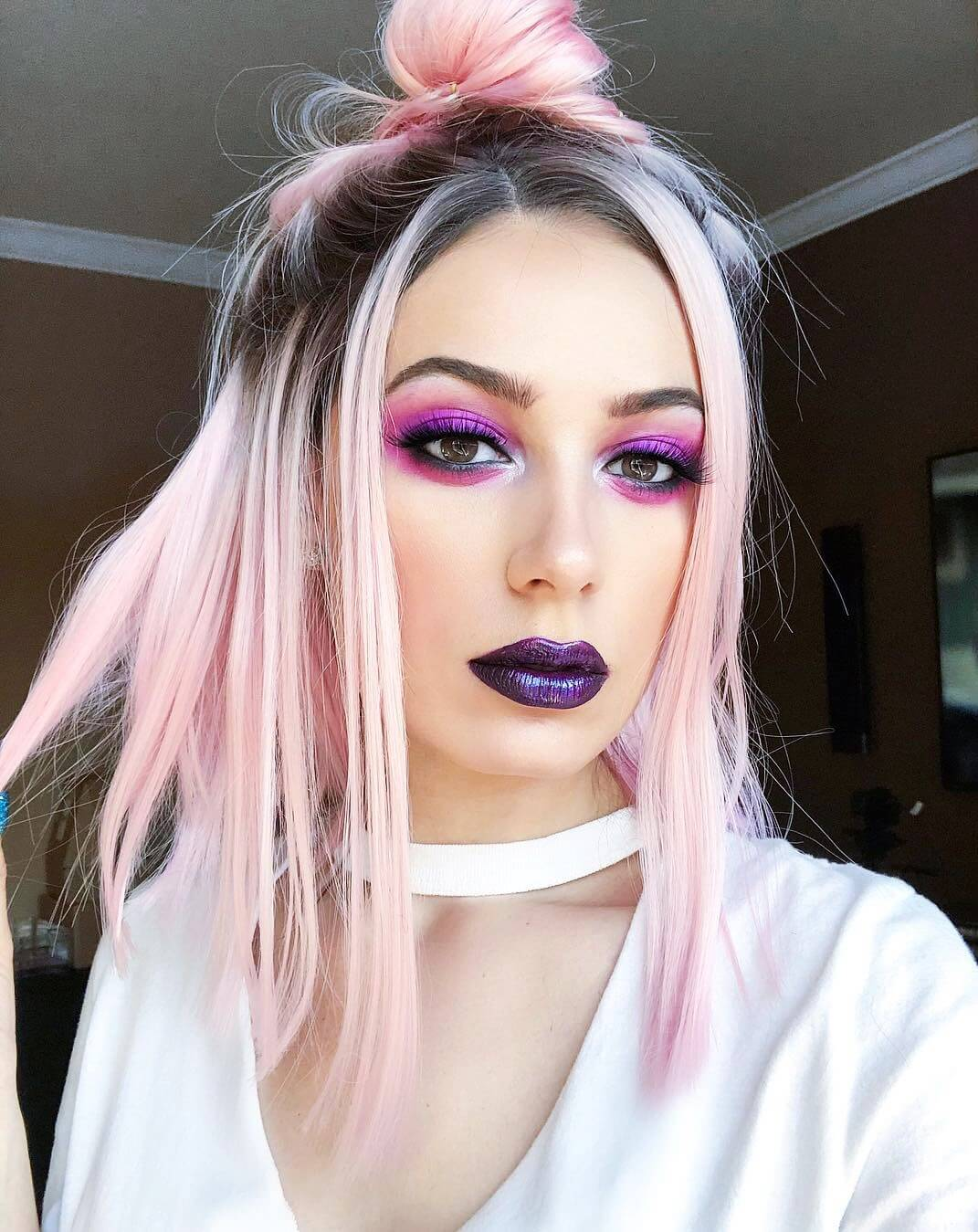 30 More Edgy Hair Color Ideas Worth Trying Page 30 Of 30