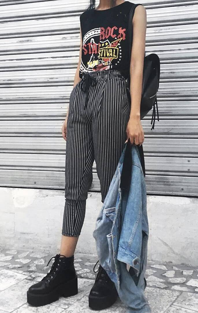 25 more dark grunge looks to check out page 12 of 25