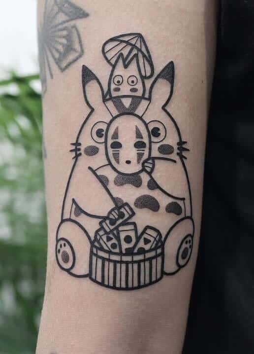 35 Cute Tattoo Designs by Hugo Tattooer