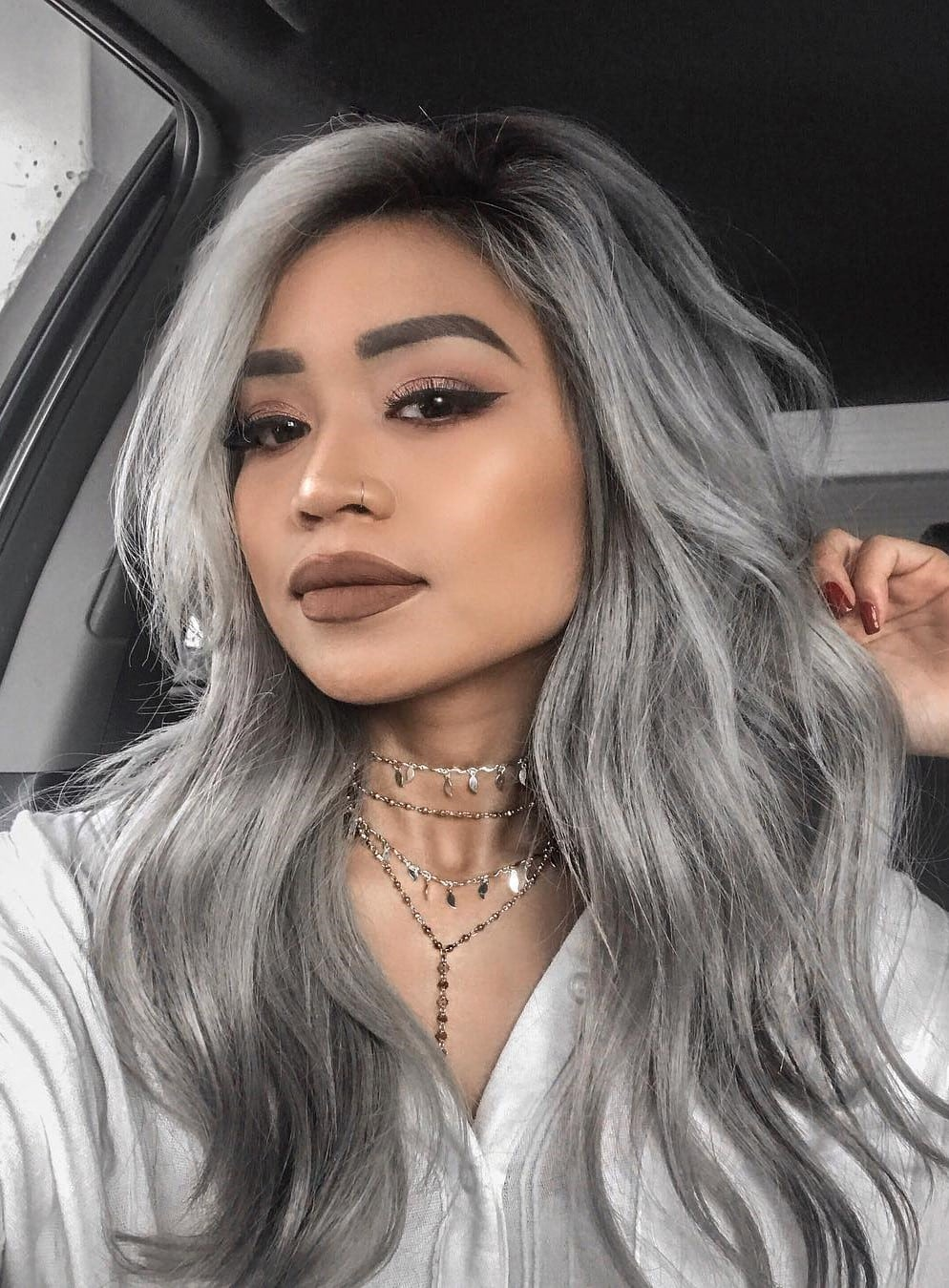13 Grey Hair Color Ideas To Try Page 4 Of 13 Ninja Cosmico