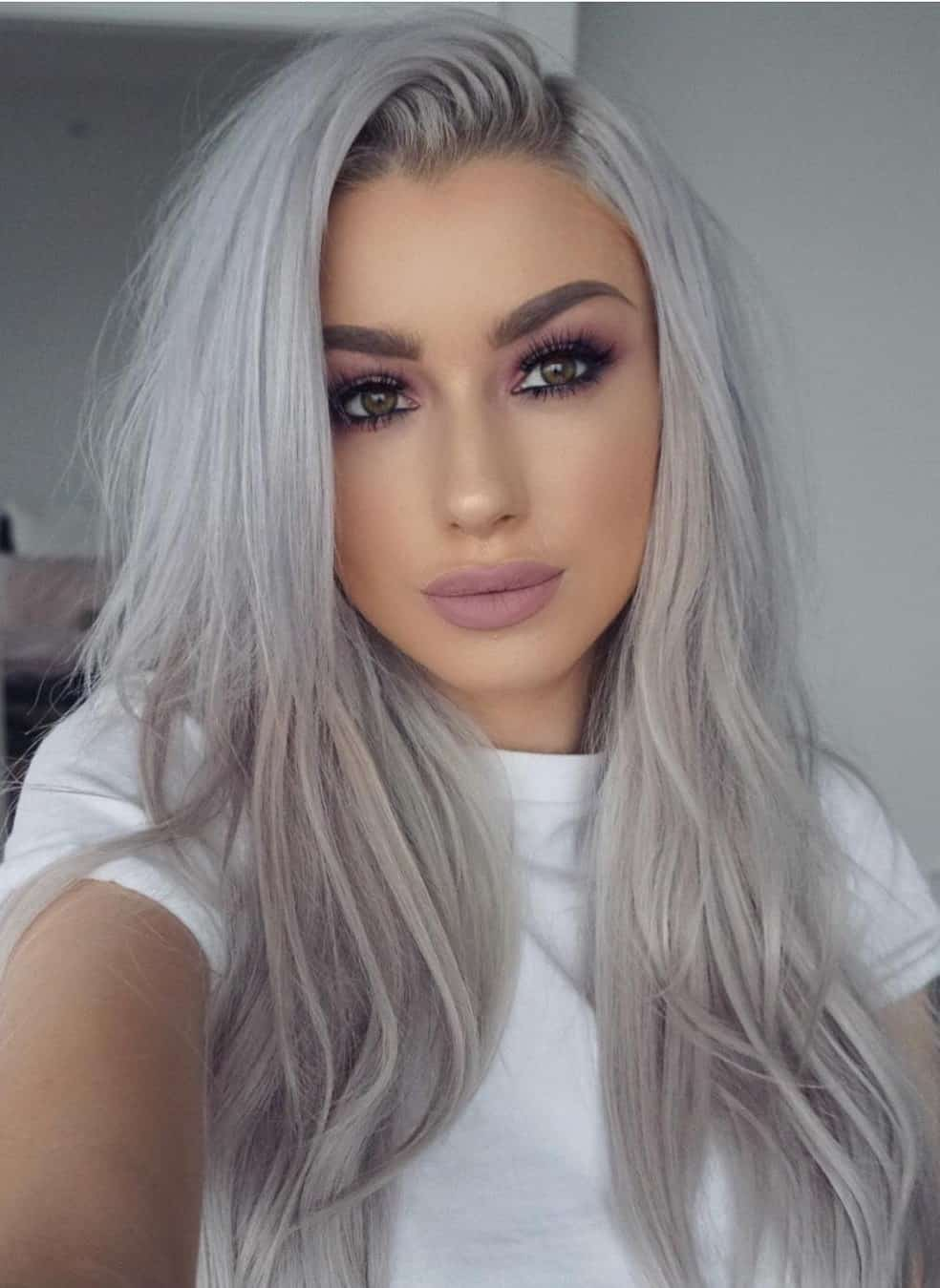 13 Grey Hair Color Ideas to Try - Ninja Cosmico