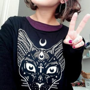 Sphynx cat shirt
