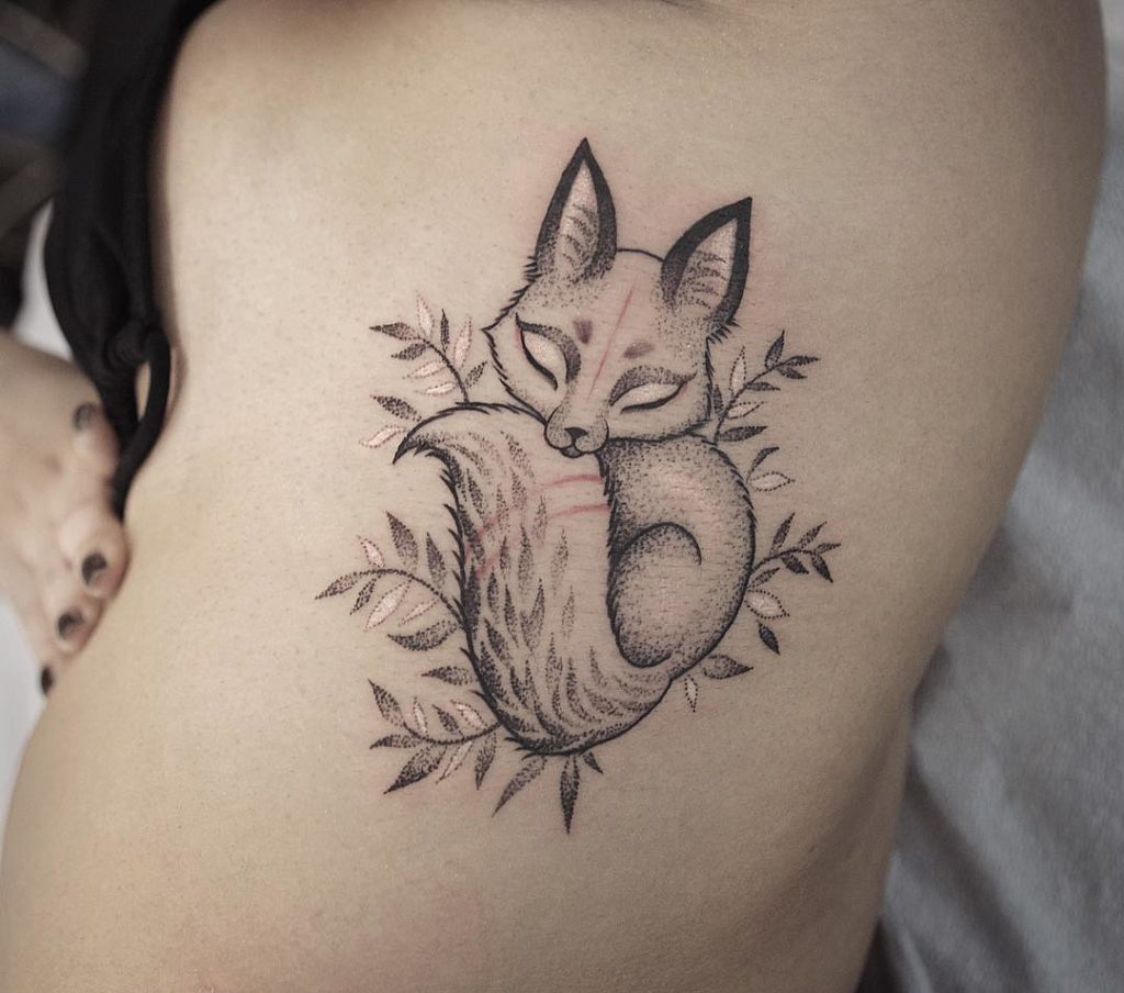 30 Animals Tattoos Ideas You Will Love
