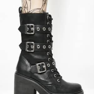 Killstar - Vendetta Platform Boots