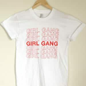 Girl Gang Graphic Tee 3