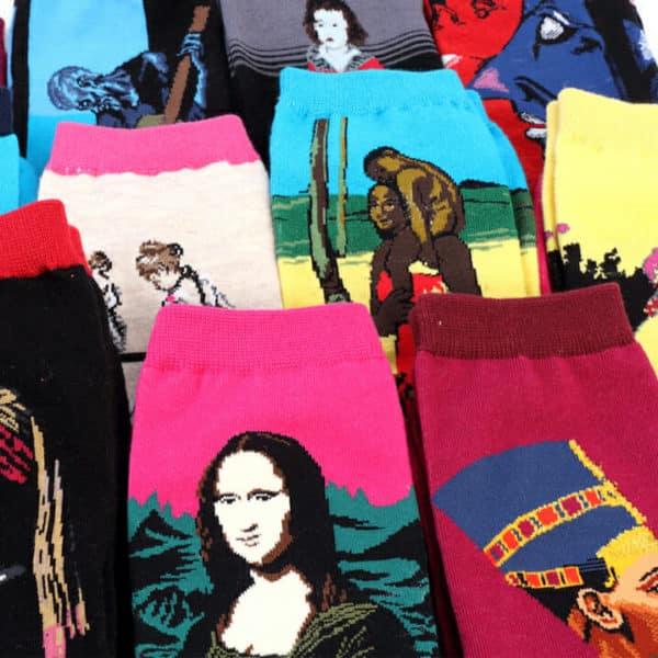 Classic Fine Art Socks 3
