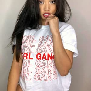 """Girl Gang"" Graphic Tee"