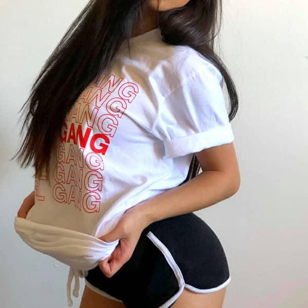 Girl Gang Graphic Tee 1