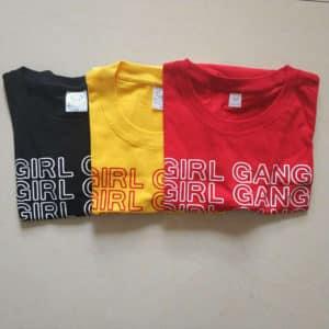 Girl Gang Graphic Tee 2