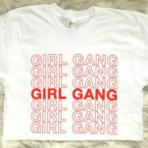 Girl Gang Graphic Tee 4