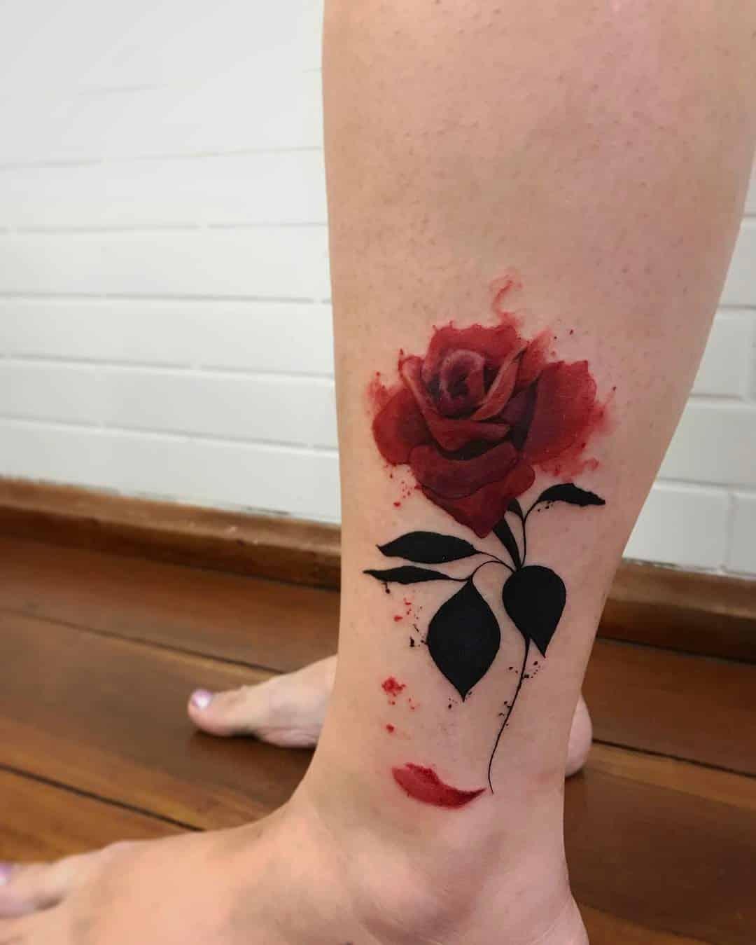 Tattoo Rosette