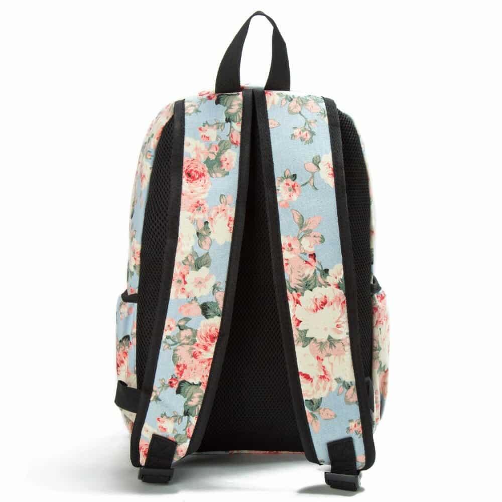 Floral Backpacks 1
