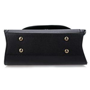 Black Luna Cat Moon Crossbody Bag 2