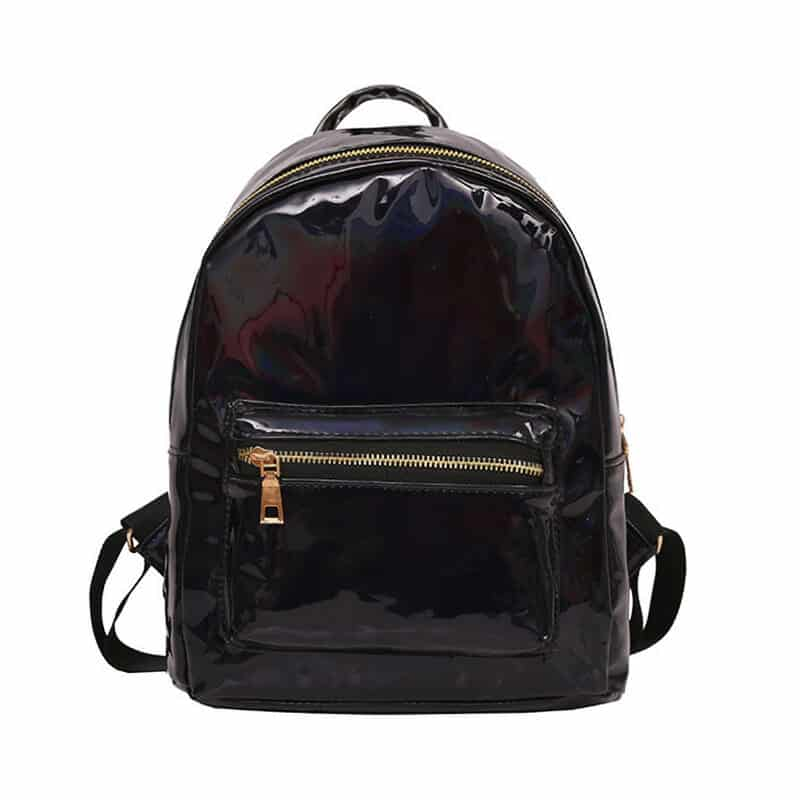 Holographic Small Backpack 3