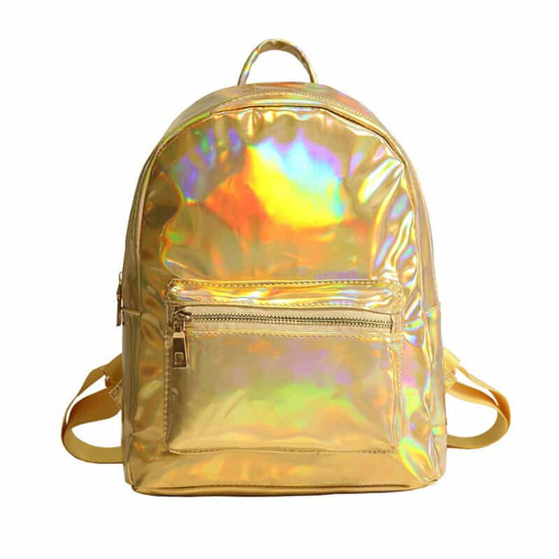 Holographic Small Backpack 1