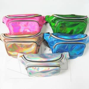Holographic Fanny Packs All Colours