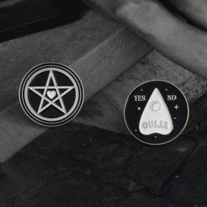 Witchcraft Pins 1