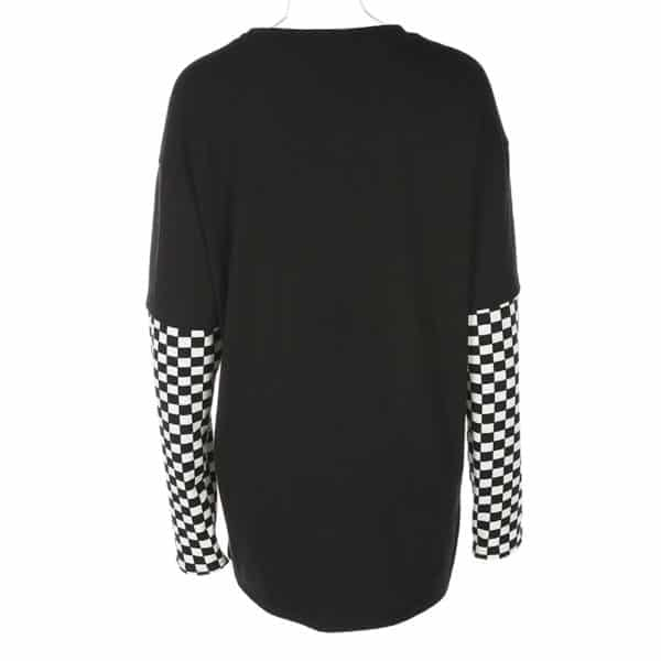 Flaming Heart Checkerboard Top 5