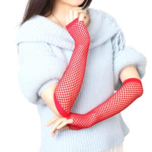 Fingerless Mesh Gloves 3