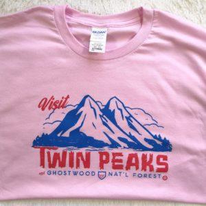 Twin Peaks Shirt 3