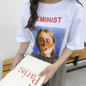 Feminist Printed Shirt 3