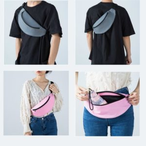 Waterproof Nylon Fanny Pack 1